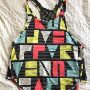 Brooks running tank